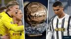 Ballon d'Or 2021 Power Rankings: Ronaldo Slides As Haaland Climbs