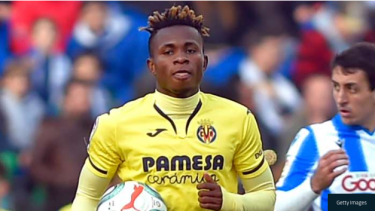 Chukwueze Bags Assist As Villarreal Beat Dynamo Kyiv To Reach Europa League Quarter-Finals