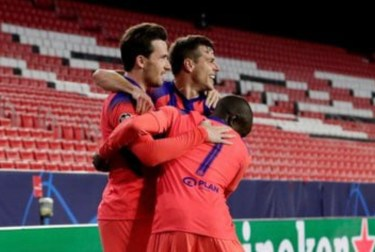 UCL Q/Finals: Sanusi In Action As Chelsea Overcome Porto Away To Edge Close To Semis; Mbappe Bags Brace In PSG's Win At Bayern