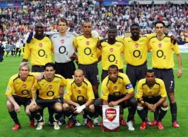 Arsenal Maintain Champions League Record After Man City Vs Dortmund Clash