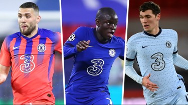 Kante In But Kovacic Out Of Chelsea's FA Cup Semi-Final Against Manchester City