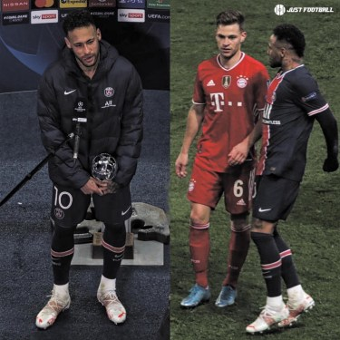 Neymar On Celebrating In Front Of Kimmich