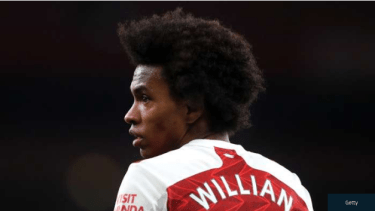 'Enough Is Enough' – Arsenal Star Willian Demands Action Over Online Abuse