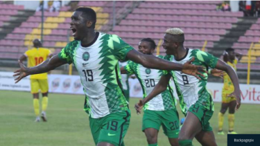 Nigeria's Latest Position In Fifa World Rankings Revealed