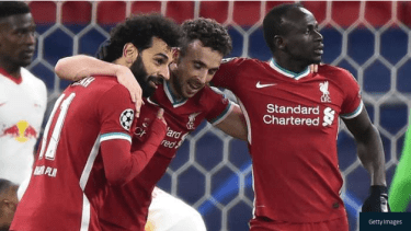 'Mane Has Had An Off Season While Salah Has Been Liverpool's Best Forward' – Ex-Manchester United Star Parker