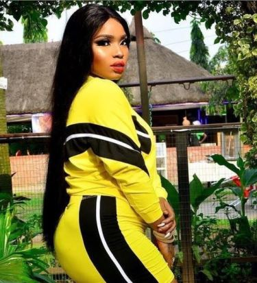 Actress Halima Abubakar Reacts to Bleaching Allegation, Reveals Why Her Hands, Laps And Feet Are Burnt