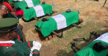 When I Prayed For My Son On Phone, I Didn't Know He Would Die Next Day – Father Of NAF Airman