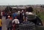 Women Protest Killing Of 13-Year-Old By Bandits, Block Kaduna-Abuja Highway