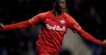 Leicester Are Preparing Paperworks In Order To Complete The Signing Of Patson Daka