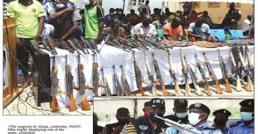 How We Uncovered AK- 47 Production Factory In Plateau – Police Reveals