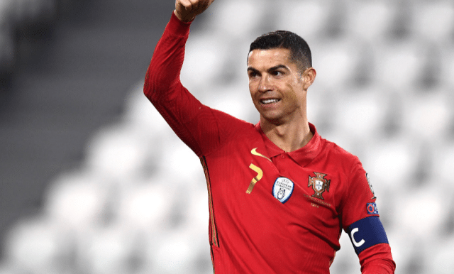 Cristiano Ronaldo's Record-Breaking Moment Was Always Likely To Be Dramatic