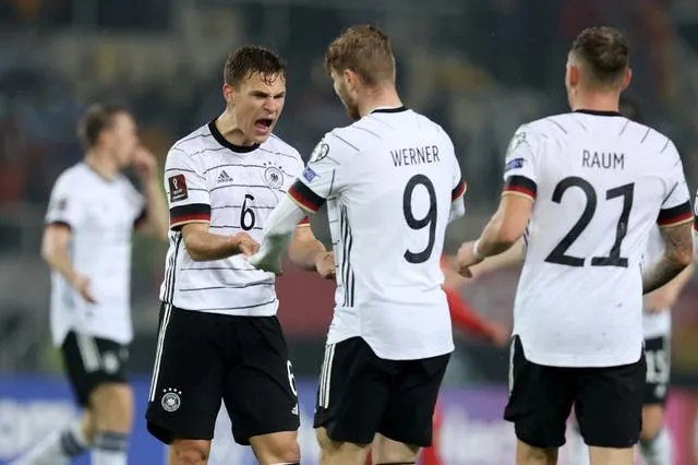 Germany Become First Team To Qualify For 2022 World Cup