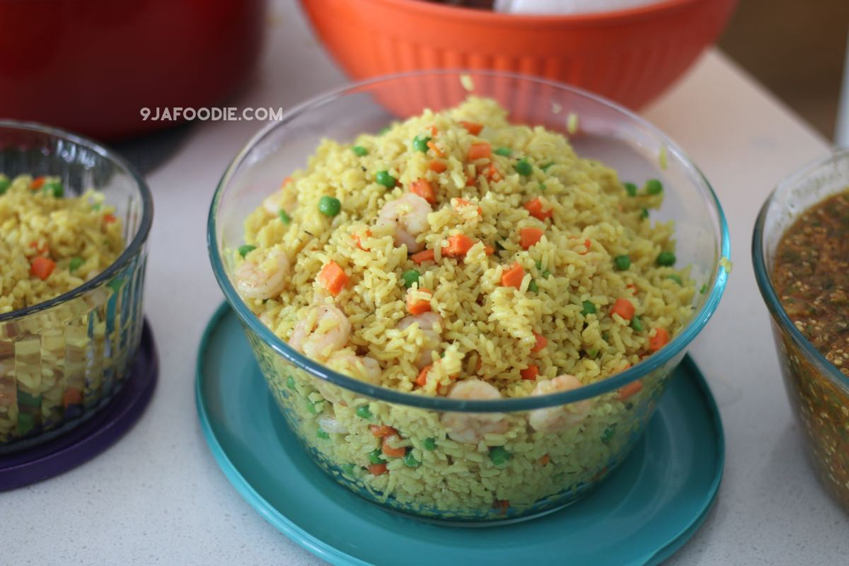 Basic Fried Rice - Video