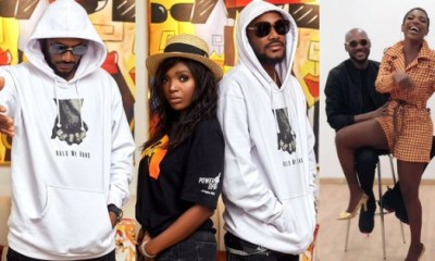 2baba Reacts After Annie Teased Him