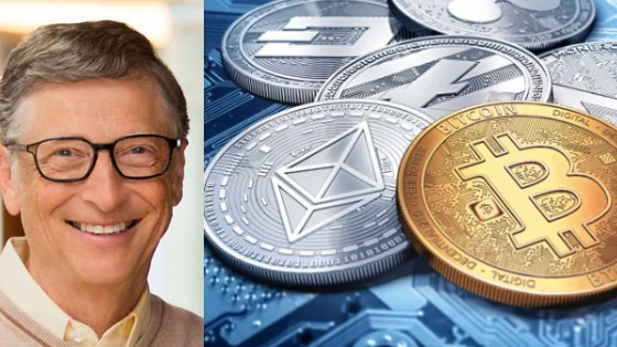 Bill Gates on bitcoin and crypto asset