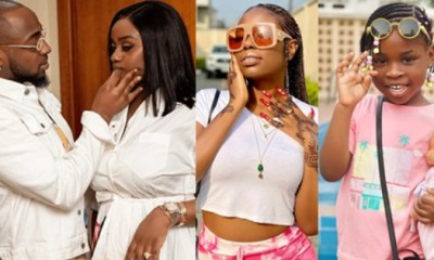 Chioma clashed with Davido because of Imade
