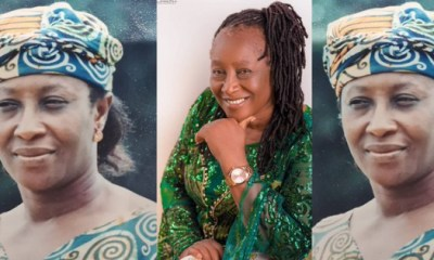 How I Got Into Nollywood - Patience Ozokwor