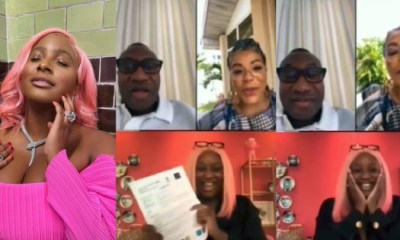 DJ Cuppy Gets Accepted Into Oxford University