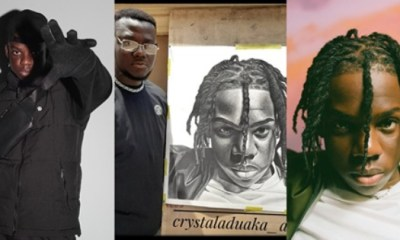 Rema gifts N200k to artist