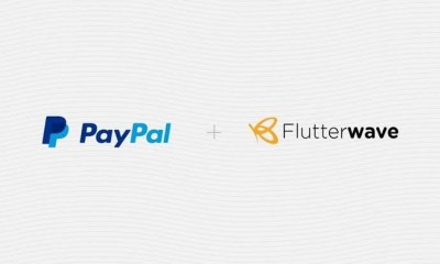 flutterwave and paypal collaboration