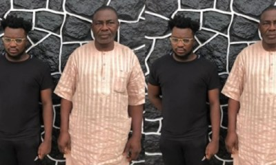 EFCC Arrests Father And Son
