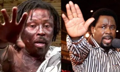 Prophet TB Joshua and Traditional Priest