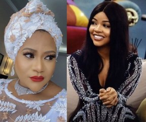 Nengi's management drags actress Nkechi Blessing for being hypocritical