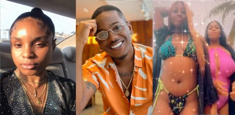 """""""Nothing as disgusting as a man that every lady has access to"""" – Lady blasts Timini Egbusun"""