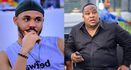 """#BBNaija: """"You spoilt Ozo's game with your nonsense tribalism"""" – Nigerians attack Cubana Chief Priest"""