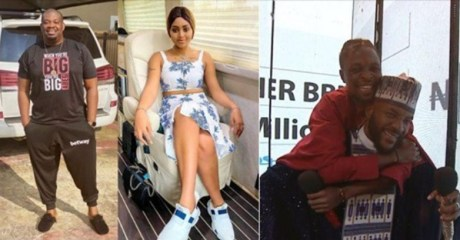 #BBNaija: Regina Daniels, Don Jazzy and other celebrities react as Laycon emerges the winner