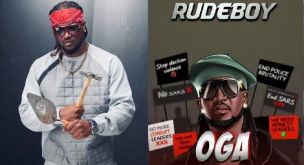#EndSARS: Love Songs On Break – Rudeboy Says As He's Set To Release A New Song To Address SARS And Police Brutality
