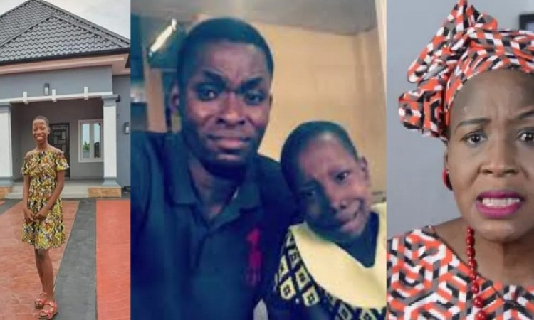 """""""Mark Angel Should Tell The Exact Source Of Emmanuella's Income She Used To Build A House For Her Mother"""" – Kemi Olunloyo"""