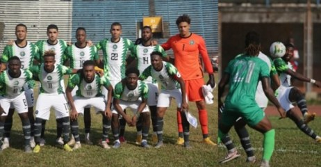 """""""Super Eagles are just the upgraded version of Man U"""" – Nigerians react to disappointing Super Eagles goalless draw."""