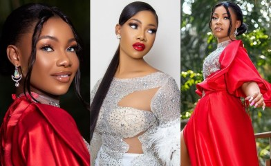 #BBNaija Tacha recieves six million naira, 3 Bikes and a Bus as birthday gifts from her fans (VIDEOS/PHOTOS)