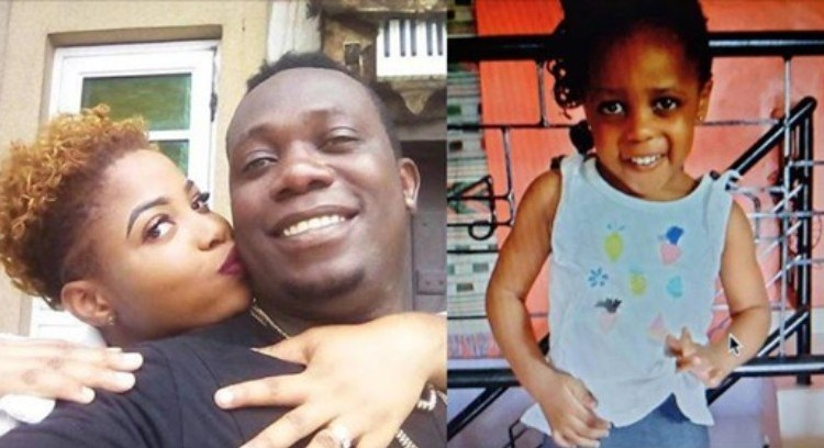 How I found out that my 4-year-old daughter, Mitchell is not mine – Duncan Mighty shares story