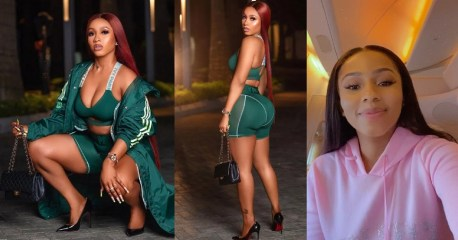 'People Are Wicked And Blinded By Hatred And Jealousy Towards Me'- Mercy Eke Opens Up Contracting Covid-19