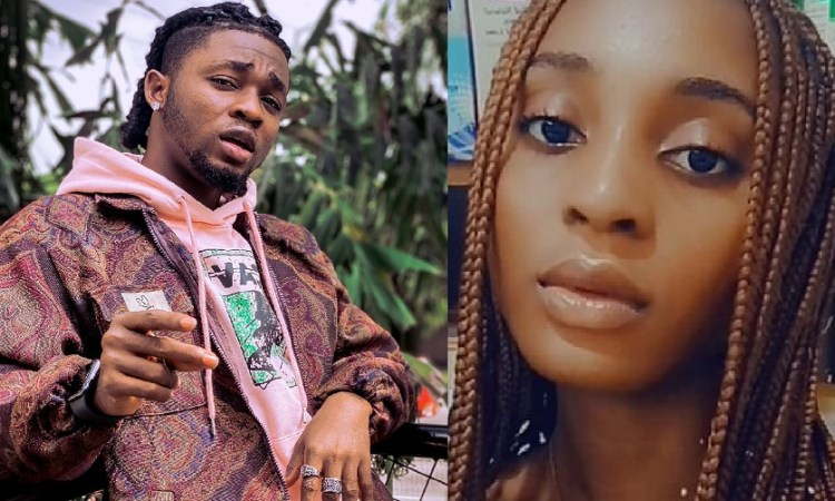 """""""If You Like, Post 50 More Pictures, I Don't Love You Again"""" – Lady Tells Singer, Omah Lay"""