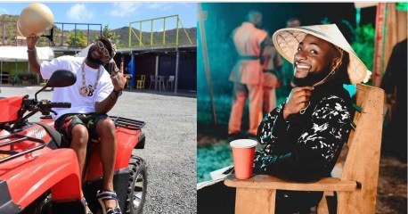 """""""Value your peace of mind"""" – Davido writes amid cheating scandal"""