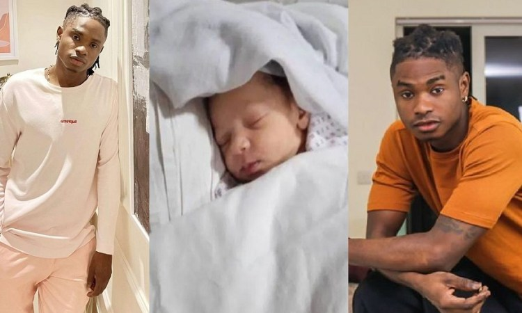 'God Is The Greatest' – Nigerian Singer, Lil Kesh Says As He Welcomes First Child
