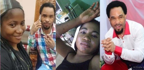 Prophet Odumeje Finally Forgives Ada Jesus, offers Her 1 million naira for Her treatment (Video)