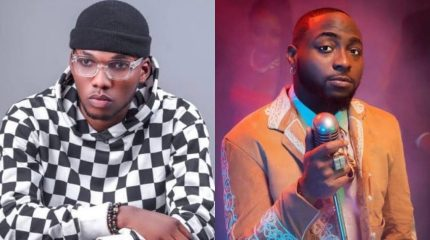 Alleged Song Theft Between Victor AD And Davido: Victor AD's 'Jowo' Version Emerges Online (Listen)