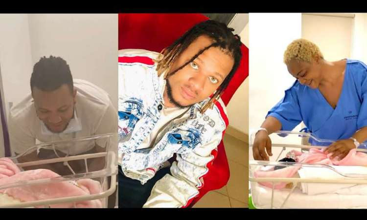 My bunny is her dad lookalike – Uche Ogbodo reveals about her new born daughter