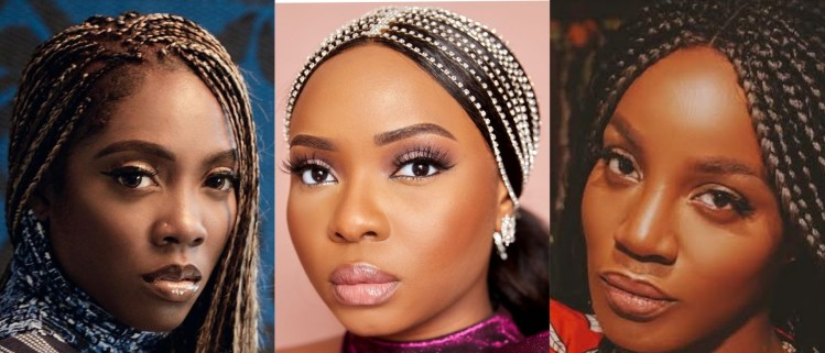 """""""They Are Both Better Than You, Your career is dead""""- Fans Blast Yemi Alade After She Reacted To Tiwa's Fight With Seyi Shay"""
