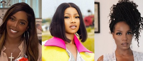 My Fine Wine I Got Your Back - Tacha Defends Tiwa Savage After Fight With Seyi Shay