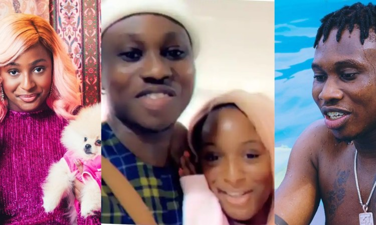 Go And Ask Cuppy Nobody Is Above Blocking - Zlatan Says As He Gives An Upcoming Artist His Number (video)
