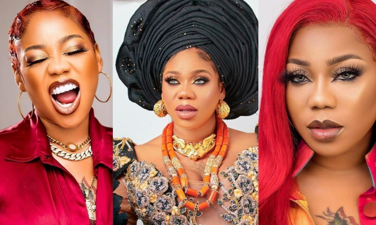 If having six children From six different Men can make me happy, Then I am Ready - Toyin Lawani causes Commotion on social media