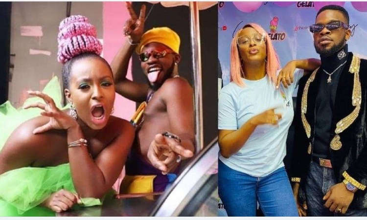 DJ Cuppy Finally Opens Up On her Relationship with Broda Shaggi