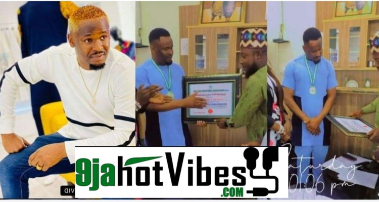 Doings: Zubby Michael Bags Award From Northern Youth Peace Ambassadors (VIDEO)
