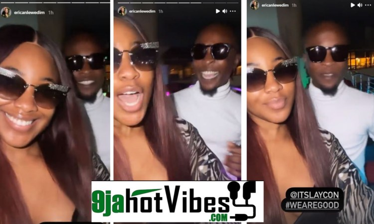 Erica and Laycon finally Reconcile their differences, Went On A Date Together (watch the video)