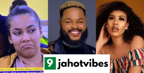 #BBNaija: If Cooking Is His Strategy, Allow Him Win The Game, We All Are Starving - #BBNaija2021 Housemate Nini Defends Whitemoney, Fights Maria (video)